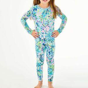 {Lilly Pulitzer} Brand New Sammy Pajama Set